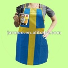 custom Sweden sports team Apron
