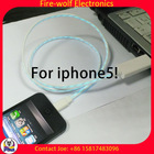 [Factory Customade] Flashing USB Cable,internal usb cable for iphone manufacturers & exporters & suppliers