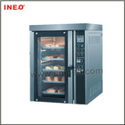 Professional Stainless Steel Electric Commercial Convection Bakery Oven