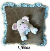 Plush animal Toy stuffed cushion pig cushion