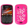 fashion new silicone case for blackberry bold 9900