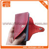 Real Leather Business Card Holder Stock