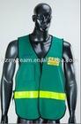 Safety work vest