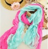 2012 scarf, low price new candy color for the lady