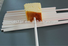 food grade brownies cake paper sticks