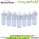 SGS certification silicone cheap water bottles