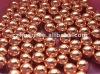 decorative brass ball