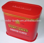 Hot Selling Sunflower Lighter Fire Flint