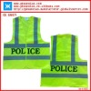 reflective vest with good design for police in 2012