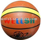 rubber basketball,official size & weight