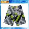 Men's beach shorts printed shorts apparel stock