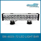 "15""54w 4x4 Led Car Light,Led Light bar Off road,auto led light SM6023-54"