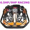 9HP Racing Go kart
