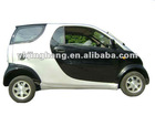 Two Seater Smart Electric Car