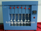 SZF-06A/SF-06C Soxhlet Extraction Fat Analyser