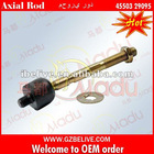 TOYOTA PARTS CADDY II Pickup Axial Rod 45503-29095
