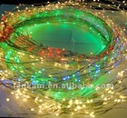 Copper wire led decoration string lights