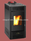 YW22-E wood pellet stoves with boiler