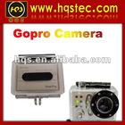 waterproof 1080p Gopro mini hd dvr bullet camera