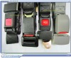 Car Simple two-point harness belt