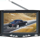 Automobile Electronic Monito With High Definition Digital Screen