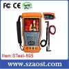 3.5 inch CCTV Tester 895-az with multimeter and power meter