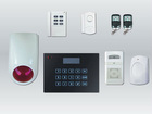 wireless digital home security alarm system QY-0503RF1
