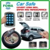Covert and convinient electronic car safe box