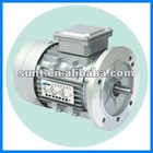 MS series three-phase asynchronous motor with Aluminum housing