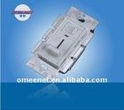 3-way Single Pole LED On/Off Switch Slide Dimmer