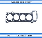 cylinder head Gasket for Toyota 1RZ engine