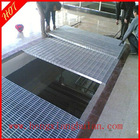 1)HOT!stainless steel grating/floor grating(manufacturer)