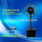 industrial / outdoor spraying fan / water mist fan