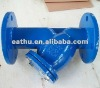 ductile iron Y strainer