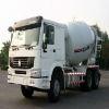 Concrete Mixing Truck (HOWO)