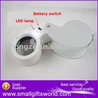 HOT SELL 40x25MM jewellery Loupe Magnifier