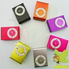 New Design mp3 T-flash card reader with clip player,support 32GB Gift MP3