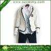 Best Sell Senior Boy's Spring & Autumn Suit and Pant School Uniform
