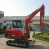 0.14m3 4T crawler excavator (HT45) with CE