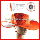 Foldable Fashion Cowboy Hat with UV Stop Coating