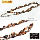 Vintage Plastic Beads Wholesale Necklace With Discount