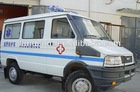(Manufacturer): 4WD ambulance 4x4 with IVECO Chassis