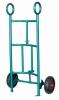oil barrel push cart