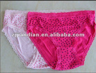 seamless lace nylon fashion ladies boxer briefs