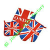 UK printing oven glove