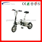 "GT-4-12LD One second Folding E bike Foldable electric bike Folding bike, 12"" tyre, Good quality!"