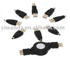 high speed low price USB MINI B Cable Kit