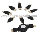 high speed low price USB MINI B Cable Kit
