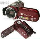 HD DVR 5MP mini digital camera with wivi speaker dv camera