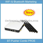 Bluetooth Wireless Advertising Device (PROE) location based mobile marketing